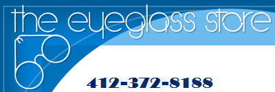 The Eyeglass Store Logo